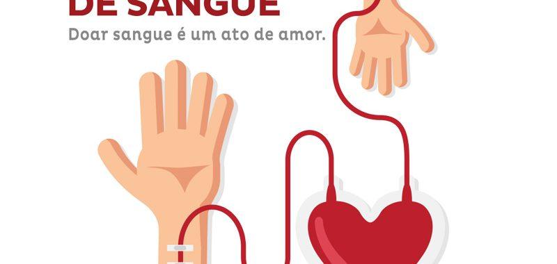14/06 - Dia de doar sangue